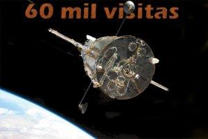 60 mil visitas